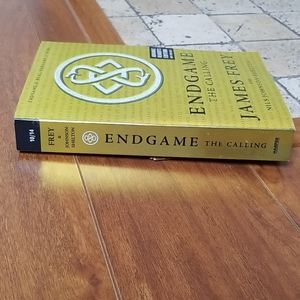 James Frey and Nils Johnson- Shelton book Other - Signed Book Endgame The Calling